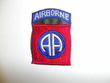 b0510 WW 2 US Army 82nd Airborne Division OD Officers elastique background R3A