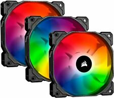 CORSAIR - iCUE SP120 RGB PRO 120mm System Cabinet Fan Kit with RGB Lighting -...