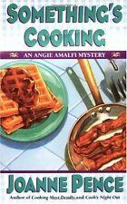 Somethings Cooking: An Angie Amalfi Mystery (Angi