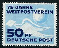 DDR #48 MNH CV$8.50