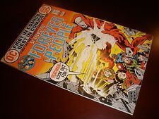 DC Comics Forever People # 10 High Grade 8.0-8.5