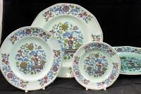 Adams SARABAND 2 Dinner Plates, Salad Plate, Bread & Butter plate GREAT VALUE