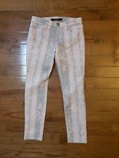 Nwt Joe's Jeans Easy High Water Pants - Saddle. Size 27