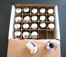 Porsche 911 964 993 928 944 968 Polished Alloy Lug Nuts Set