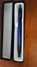 Cross tech 2.2 Blue Ball Point Pen with Built in Stylus