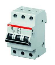 ABB Sicherungsautomat 16A LS-Schalter S203-C16 Leistungsschutzschalter 3 Polig
