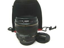 Canon EF 85mm F/1.8 USM Lens - Black-Used