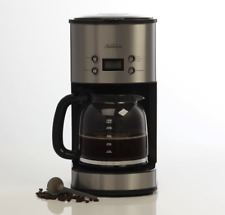 NEW Sunbeam PC7900 12 Cup Drip Filter Coffee Machine