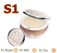 Mistine Flowers BB Powder Foundation Clear Oil Wrinkle Prevention SPF 25PA++ #S1