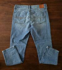 Sz 10 30 Lucky Brand Lolita Skinny Stretch Jeans loght/med rinse nice!