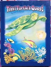 Tikki Turtle's Quest by Gill McBarnet c2000 VGC Hardcover