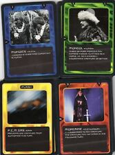 Doctor Who GCC Trading & des cartes de la Super Puissance Set tous énumérés ci-dessous