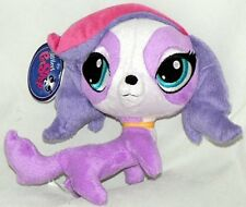 Littlest Pet Shop 6 Inch Plush Pet Figure Zoe Trent Dog
