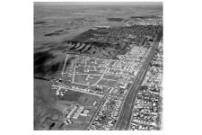 ASPENDALE - EDITHVALE 2nd aerial view 1964 modern Digital Photo Postcard