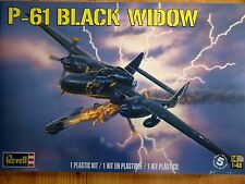 Revell Monogram 1:48 P-61A/B Black Widow Aircraft Model Kit