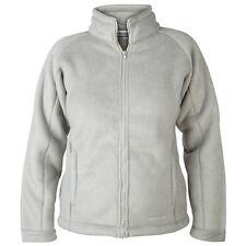 Ladies Bonded Fleece Jacket Womans Warm Coat Zip Pockets 8-16 RRP £29.99 REDUCED