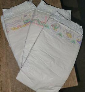 Vintage Huggies Diapers (ultratrim) 1994