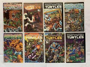TMNT 40 COMICS! - Eastman and Laird's Teenage Mutant Ninja Turtles - NM/VF+