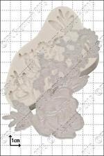 Silicone lace mould Rosamund | Food Use FPC Sugarcraft FREE UK shipping!