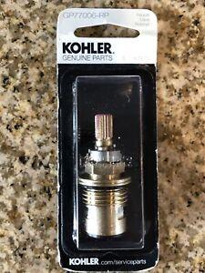 "KOHLER GP77006-RP 1/2"" Cold Ceramic Cartridge in Metallic"