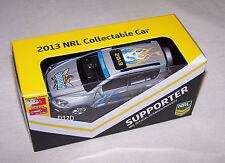 Gold Coast Titans 2013 NRL Collectable Toyota Rav 4 Model Car New *SALE*