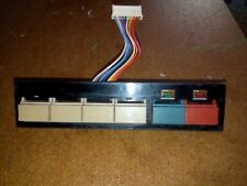 Tascam 32/34 Control button assy and operation PCB