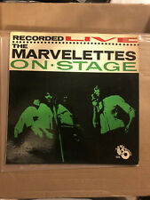 Marvelettes On Stage Tamla 243 strong VG+ Nice Copy Mono!!