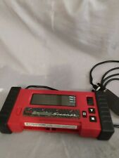 Snap On Tools Graphing Scanner MTG2500 Read Description