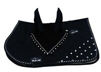 Numnah General Horse Saddle Pad Fly Veil Set jewel