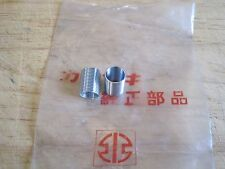 KAWASAKI NOS OIL LEVEL PIPE CLAMP SPRINGS (2) H1 A1 A7 D1 F2 J1  92037-040