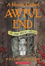 A House Called Awful End (Turtleback School & Library Binding Edition)-ExLibrary
