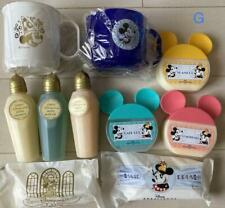 Tokyo Disneyland Hotel Ambassador Hotel Amenities 10-Piece Set