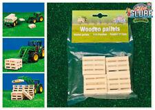 passend auch für Siku 1:32 4 Stück Kids Globe Rundballen Set 610762
