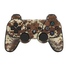 Sony PS3 Controller Skin - Digi Desert Camo - DecalGirl Decal