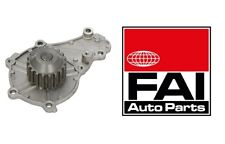 GENUINE FAI CITROEN PEUGEOT FORD 1.6 HDI (BRAND NEW) WATER PUMP 2004> ON
