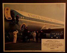 Rare 1977 Lobby Card - Twilight's Last Gleaming - Burt Lancaster