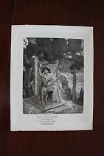 ✒ Gravure Spécimen Pierre LOUYS Aphrodite Paul GERVAIS 1932