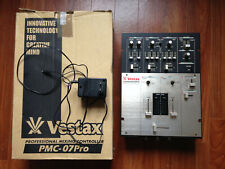 Vestax PMC 07 pro perfect condition