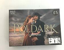 M&S Poldark Card Game New Sealed