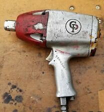"Vintage 1"" Chicago Pneumatic Impact Wrench Working Condition [B6F#5]"