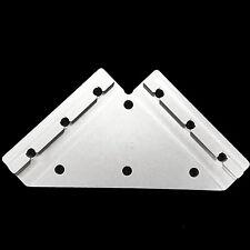 80/20 8020 type Inside Corner Plate Bracket 90 Deg. 15 Series  ISC-6-AN  7