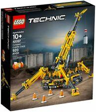 LEGO Technic 42097 LA GRUE ARAIGNÉE Compact Crawler Crane Neuf Scellé !