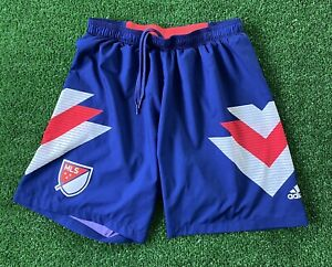 Adidas SAMPLE MLS All Star Authentic CLIMALITE Soccer Futbol Shorts Men's Medium