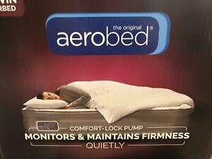"""*NEW* AeroBed 16"""" Comfort Lock Twin Air Mattress"""