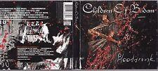 Children of Bodom - Blooddrunk [CD/DVD]  (CD, Apr-2008, 2 Discs, Fontana Distrib