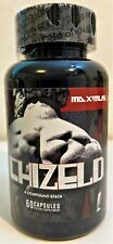 Maximus Labs Chizeld 4 Compound Fat Loss Recomp Quad Stack, 60 Capsules