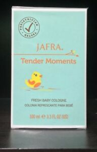 JFRA Tender Moments Fresh Baby Cologne 100ml 3.3 FL OZ