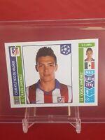 Raul Jimenez Atletico Madrid Panini 1st 2014/15 Champions League Rookie Sticker