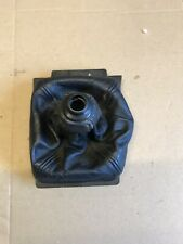 AUDI 80 B3 B4 CABRIOLET COUPE BLACK LEATHER GEAR LEVER GAITER 893863279