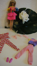 vintage Petra Doll Plasty Puppe magical sprechend mit extra Kleidung Fashion